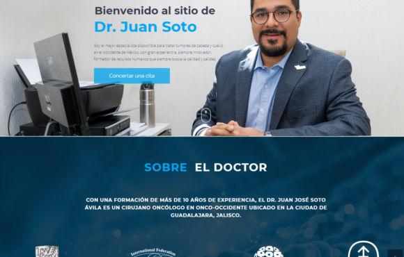 Dr Juan Soto